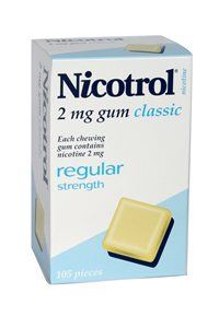 Nicotrol 2mg x 12 packs